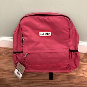 Hunter Original Nylon Backpack: Pink (PM1202)